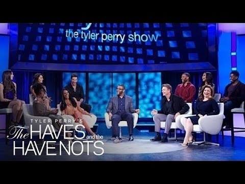 What Really Happened During Celine and Hanna's Catfight? - The Tyler Perry Show - OWN