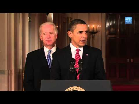 President Obama On the Passage of Health Reform