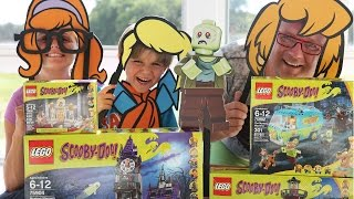 New Great Lego Scooby-Doo Toys​​​