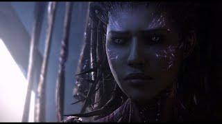 StarCraft 2  Heart of the swarm  - Все видеоролики на русском
