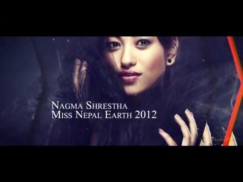 World miss university 2016 Nepal - (Introduction Video)Nagma Shrestha (Official)