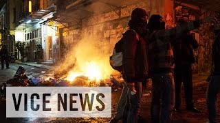 Violent Protests in Athens: Greece