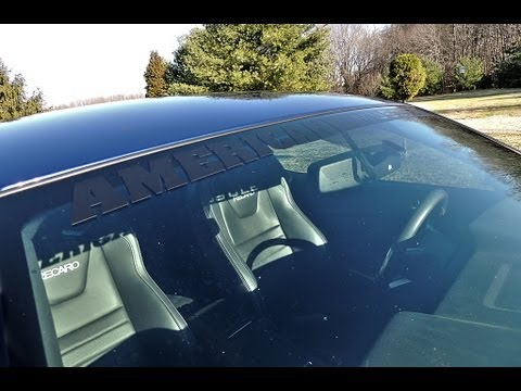 2013 Ford Mustang Gt American Muscle Matte Black