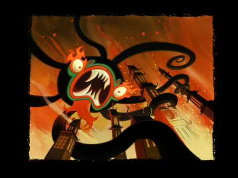 Samurai Jack - Aku Battle song
