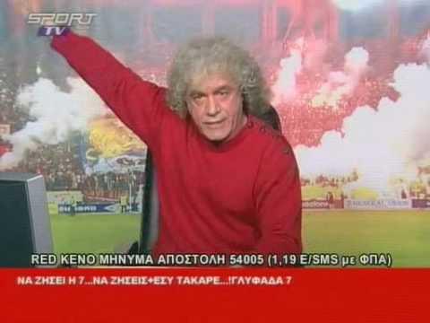 28-01-2010 �κ�ομ�η ���α 7 - o Takis Tsoukalas ekso frenon meta tin poutsa sto Kokkaliskaki. Episis einai ekso frenwn logo tou oti i EPO, i diaitisia, ola ein...