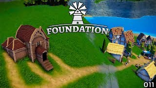 Foundation 011 Ein wunderschönes Herrenhaus [Deutsch] Let's Play Foundation