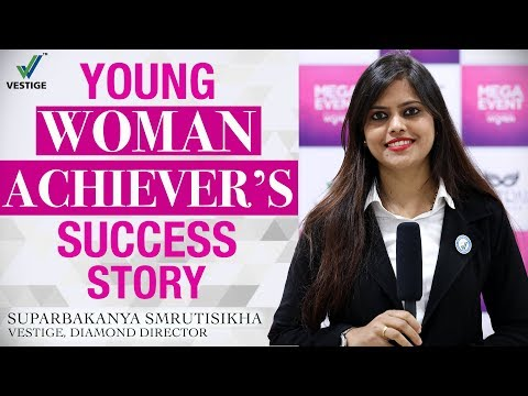Young Woman Achievers | Motivational Success Story in Hindi | Network Marketing Tips | Vestige