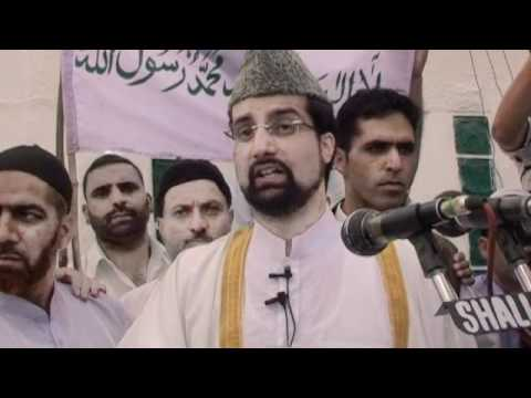 Speech of Mirwaiz Umar Farooq at Eidgah on Eid  sep 11, 2010