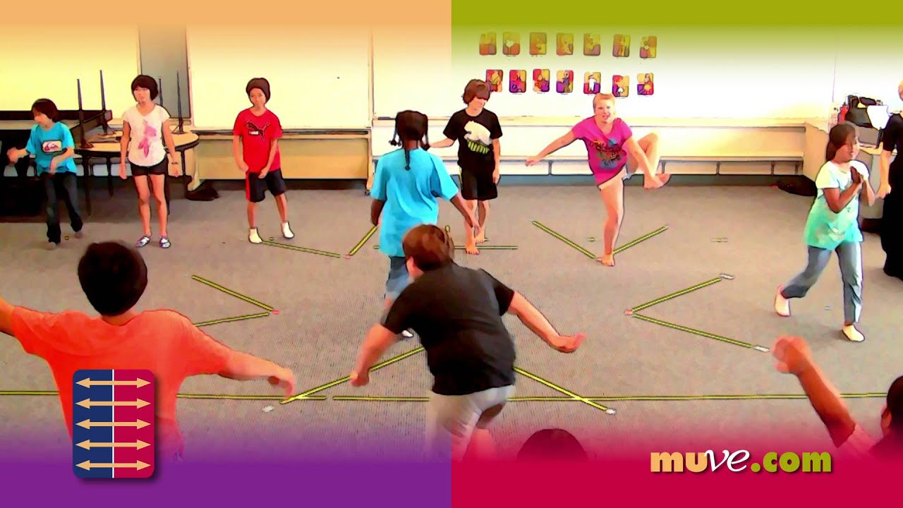 Dance Movement Games For Kids Dance Exercise Kids