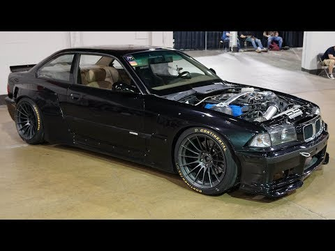 WideBody E36 M3 With a 5.0l Ford