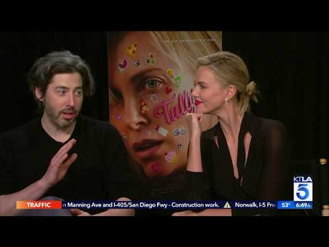 "Charlize Theron And Jason Reitman Talk New Movie ""Tully"""