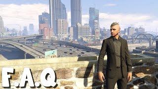 GTA 5 Online - F.A.Q #03