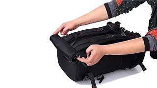 KAKA Travel Backpack,Carry-On Bag Water Resistant Flight Approved Weekender Duffle Backpack