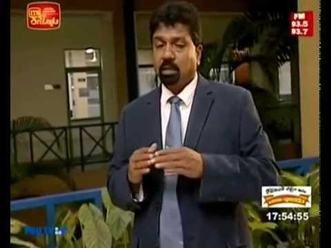 ITN Sports World, FFSL President Ranjith Rodrigo [2014-12-05]