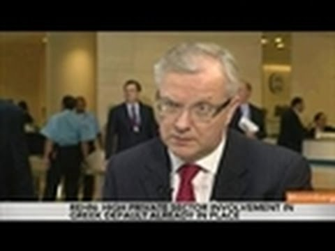 Rehn Says Approach Needed to Recapitalize European Banks