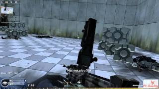 COD4 - Portal House - Todos contra todos - Ghost by Henryhjl