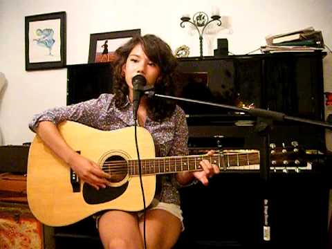 mree singing: Chicago by Sufjan Stevens (cover)