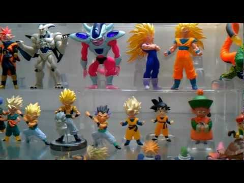 Colección de figuras Dragon Ball II part