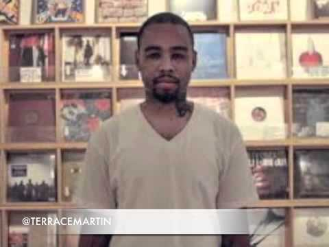 "TERRACE MARTIN ""THIRSTY"" FEAT KENDRICK LAMAR AND CYPHI DA PRINCE"
