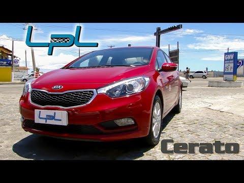 Kia Cerato 2013 Test Drive - Impresiones De Manejo