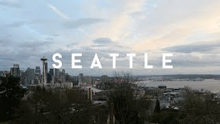 VLOG: Seattle One | gotcathy