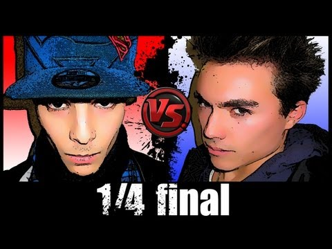 Alem vs Bmg - French beatbox championship 2011 - 1/4 finale
