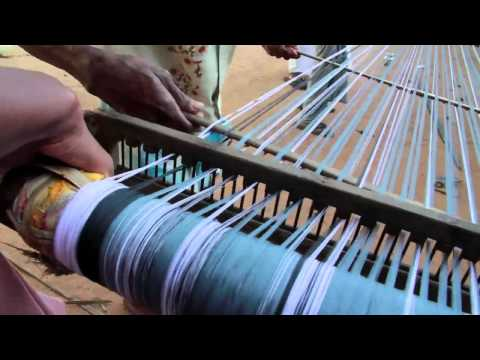 The IOU project - Naduveerapattu Weaving Society