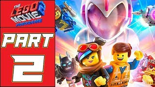 "The LEGO Movie 2 Videogame (FULL GAME) - Let's Play - Part 2 - ""Asteroid Field"" 