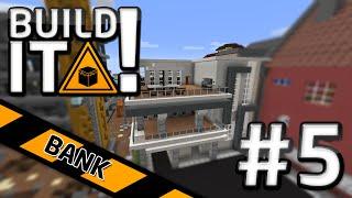Build It! - Bank #5 Darf man hier überhaupt noch lachen? | Minecraft | Porkchop Media