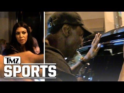 Kourtney Kardashian -- Sorry Scottie Pippen ...I Don't Wanna Party with You