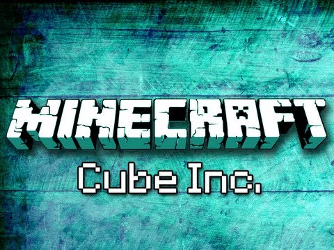 Minecraft: Cube Inc – Part 3 (Custom Map Adventure)