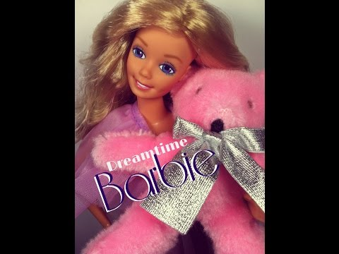 Dreamtime Barbie (1984) - Doll Review