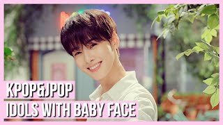 Download Lagu KPOP AND JPOP IDOLS WITH CUTE BABY FACES (boys ver.) Gratis STAFABAND
