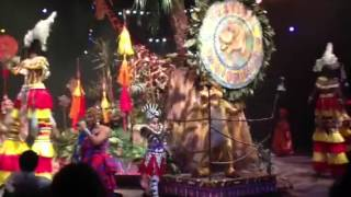 The Festival Of The Lion King in Walt Disney Worlds Animal