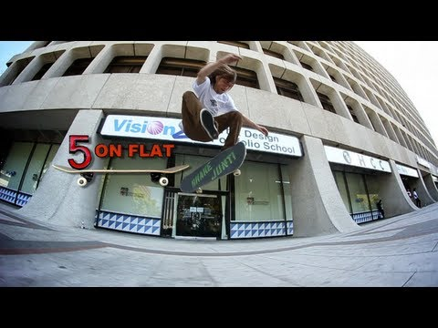 5 On Flat With Bryan Herman