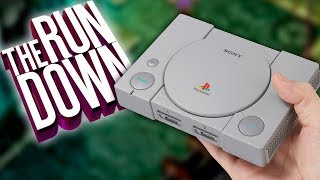 PlayStation Classic Unveiled! - The Rundown - Electric Playground