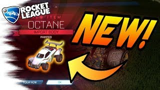 Rocket League Update - IT'S HERE: New PAINTED EXOTICS, BOOSTS, CARS Trade Ups (Very Rare, Tips)