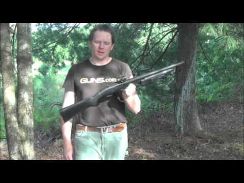 Gun Review: Mossberg Tactical Light Forend