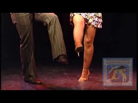 Curso de Baile Bachata Basico. Basic Bachata Dance Course.