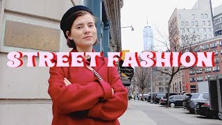 Outfit Inspiration / NYC Street Fashion 2018 Winter | the morning aroma