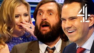 """""""LOWER THE P***ING WINCH!"""" Joe Wilkinson's Best Bits on 8 Out of 10 Cats Does Countdown 
