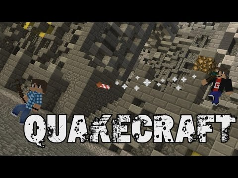 [Hypixel] Quakecraft : Live délire avec le Very Bad Trio ! | Minecraft FR HD