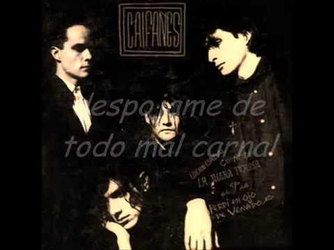 Caifanes - Perdí Mi Ojo De Venado