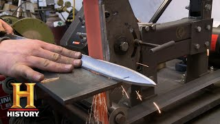 Forged in Fire: Air Force Branch Battle Shop Tours (Season 6) | Bonus | History