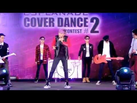150426 [Debut Stage] Mr.Island cover FTISLAND - PRAY (Fun Ver.) @Esplanade Cover Dance #2 (Semi)