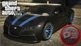 GTA 5 Secret Car -$1,000,000 Adder Location (Bugatti Veyron)