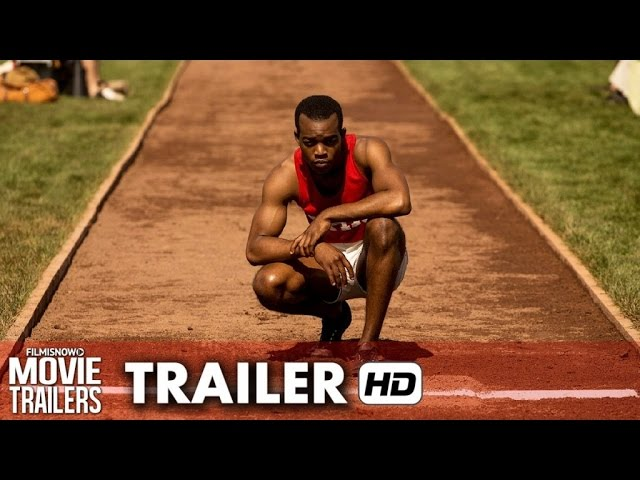 Race Official Movie Trailer (2016) - Jessie Owens Movie [HD]