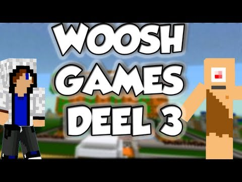 Minecraft: Woosh Games, Ronald, Kevin en Stan - Deel 3