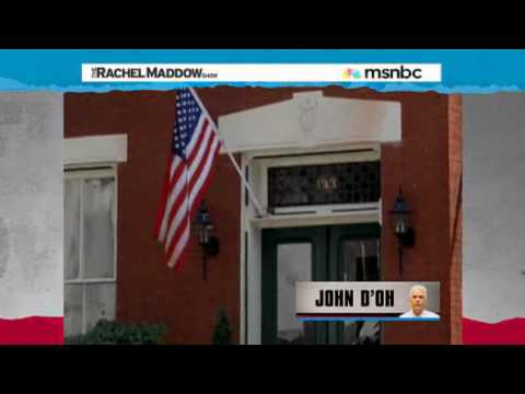 Rachel Maddow-cuckold Dishes On Ensign video