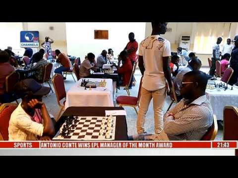 Sports Tonight: Talking Chess With Analyst Ogunshiku